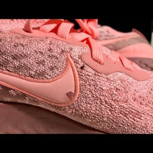 Nike Shoes - New Nike Epic React Flyknit 2 Rust Pink